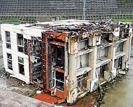 震災復興について